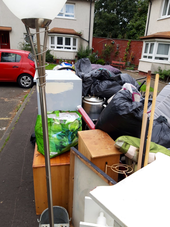 Bearsden Rubbish Removal