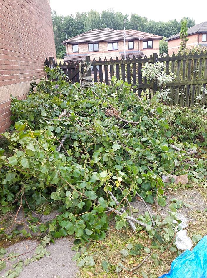 Garden Waste Removal Glasgow