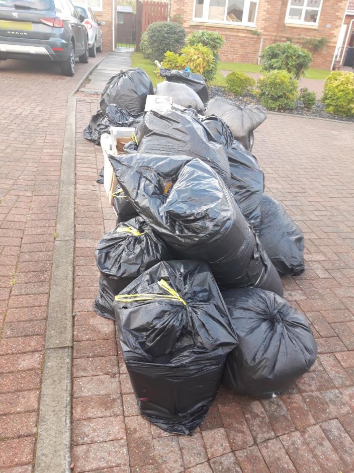 Rubbish Clearance Glasgow