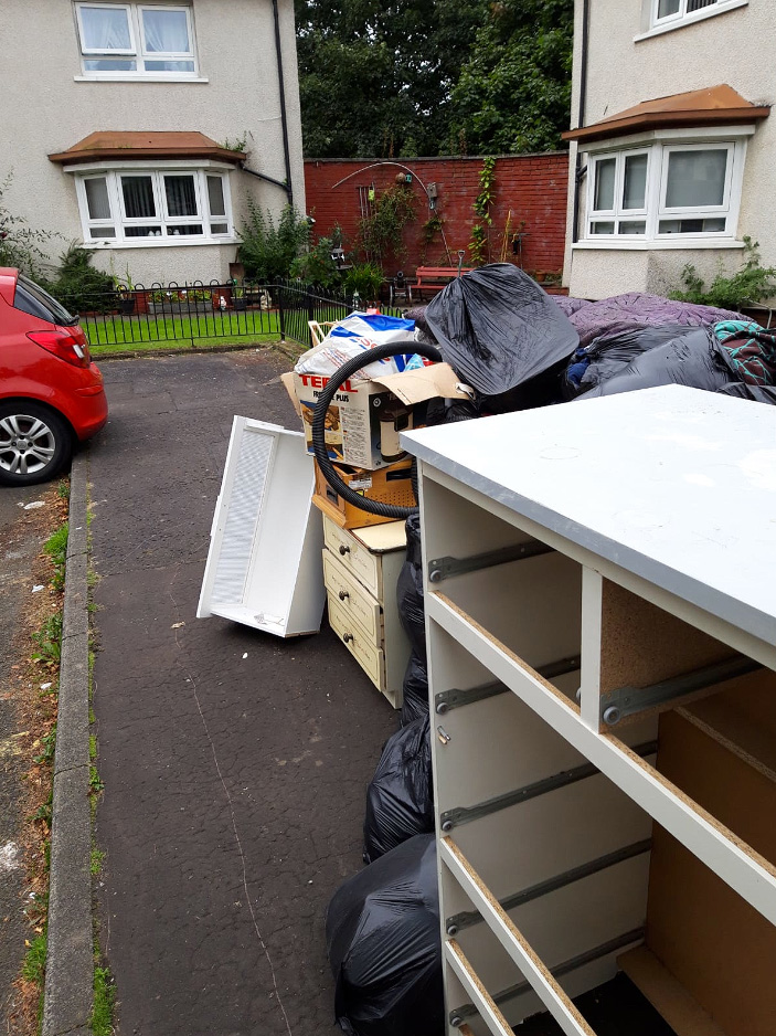 Rubbish Removal Newton Mearns